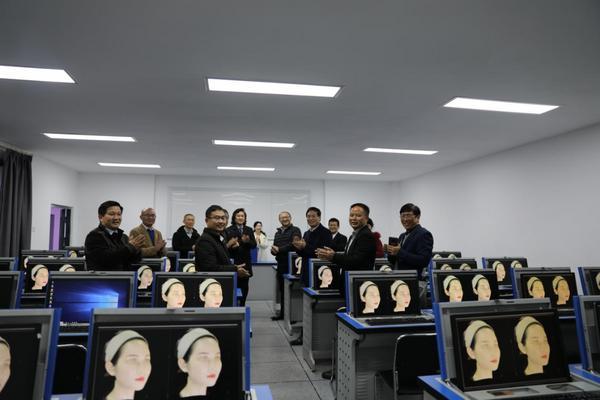 全国高校首家数字化医学美容实训中心落户江西卫生职业学院