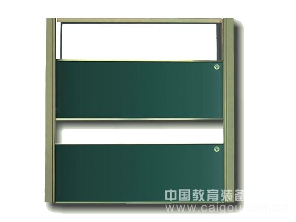 独立式升降黑板/绿板 黑板厂家 推拉黑板 移动黑板 教室黑板