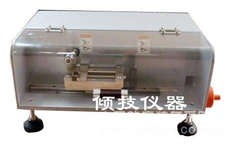 供应QJDY10电动塑料冲击缺口制样机
