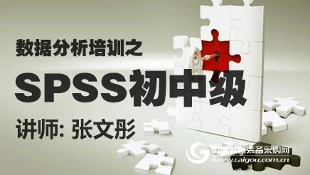 SPSS Statistics 初级班