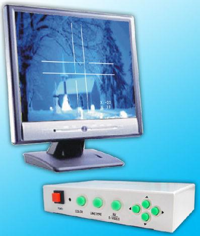测量显微镜配套用进口及国产十字线产生器