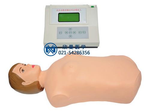 电子孕妇腹部触诊模型