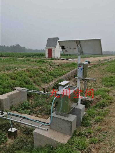 明渠雨量径流采集系统/全自动雨水径流采样装置