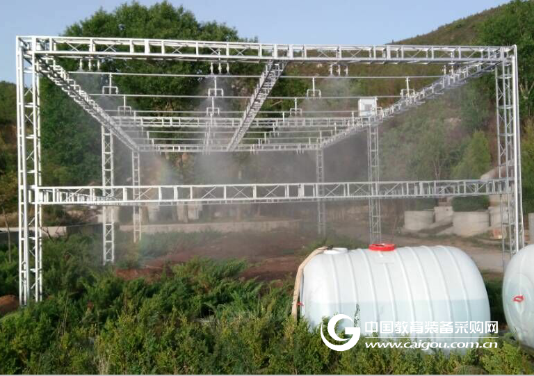NLJY-10-03井架式大型野外人工模拟降雨系统