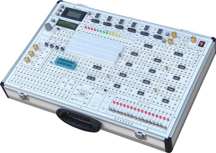 随着电子科学技术,尤其是微电子技术的发展,数字逻辑电路的实验内容得到不断的更新,除了可以采用常规的TTL逻辑器件(如逻辑门、触发器等小规模集成电路)进行实验外,也可以采用可编程逻辑器件(包括PLA,GAL、CPLD、FPGA等大规模集成电路),借助计算机辅助设计软件进行数字电路的设计和模拟调试,这种硬件软化的实验方法具有容易设计、容易修改和容易实现等优点,可有效地提高实验效率,正在逐步地替代前一种纯硬件逻辑的实验方法,成为数字逻辑电路实验的重要内容。