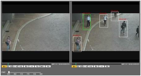 明景车辆特征识别系统 车辆二次分析系统