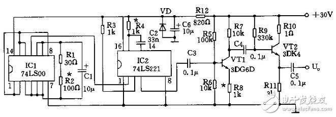 脉冲信号发生器电路