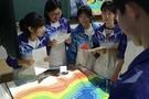 应用为王,看青岛第67中学一节地理课堂的精彩