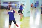 沪港青少年体育交流在宝山举行
