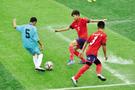 京津冀中小学校园足球邀请赛举行