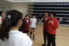 郎平任北师大女排主教练 强调体教结合