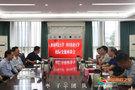 西南科技大学副校长卢忠远一行来四川农业大学调研