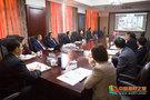 大连理工大学白俄罗斯国立大学联合学院召开联合管理委员会年度会议