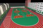 上海市静安区升级学校体育场地灯光设施