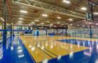 南京体育学院升级赛事级篮球馆木地板