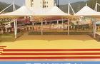 广东华立中英文学校采用弹性橡胶地坪改造运动场