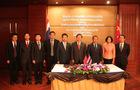 中泰科技合作联委会第二十次会议在曼谷举行