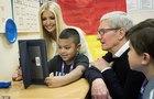 学生抗议苹果捐赠免费平板电脑 称被阻止与老师互动
