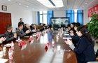 智游集团与郑州轻工业大学产学研合作签约仪式圆满完成