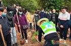 四川师范大学赴龙泉山开展义务植树活动