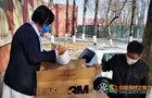 北京农学院后勤基建党总支青年党员:我是党员,我在防疫一线!
