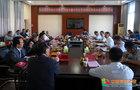 玉林师范学院召开庆祝建校75周年暨本科办学20周年离退休老同志座谈会