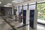 中國人民大學圖書館選用龍典自助圖書消毒機