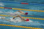 第十四届全国学生运动会游泳项目开赛 山东队首日斩获三枚金牌