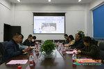 成都工业学院图书档案中心来四川旅游学院对口交流