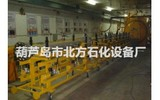 氣體爆炸極限沖擊測試10m激波管
