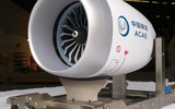 飞机C919教具 涡扇发动机LEAP教学演示装置 发动机整流罩元器件认知教学装置