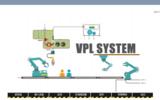 VPL生产物流实训系统(智能制造)