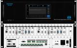 RENSTRON触控型9*9高清数字混合矩阵切换器RHS-09H触控混插单路板卡4K无缝切换