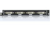 RENSTRON高清混合矩阵切换器4路DVI多功能无缝输出卡FCM-D-O4无缝切换矩阵板卡