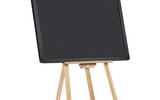 Howeasy Board 液晶压感黑板 43寸 无背光无辐射无墨无尘