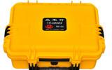 三军行注塑防护箱 M2100小型便携式箱 仪器仪表箱 逃生应急箱