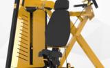舒華大黃蜂系列力量器械 SH-G7805坐式推肩訓練器
