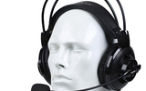 硕美科听书读写考试教育耳机D93降噪麦/单指向麦
