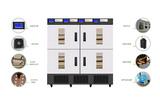 智能多温区植物生长气候箱 ZRX-1100D-L4