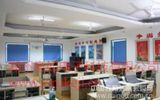 多媒體教學桌,會議桌,機房電腦室,電腦液晶屏電動翻轉器