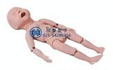 高级新生儿模型(四肢可弯曲)