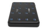 西普萊工業級A-163 HUB集線器 16口USB3.0分線器U盤TF卡批量格式拷貝