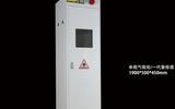 工業智能探測報警氣瓶柜單瓶雙瓶氣體存儲柜實驗室危險氣體安全柜