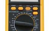 VC9808+ 數字萬用表