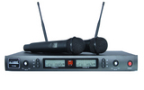 U段200信道雙路無線話筒Joshua TU-2300