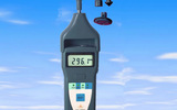 激光/接觸轉速表/線速度表DT-2858