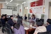 中國社會科學院哲學所黨委書記王立勝來齊魯師范學院進行學術交流