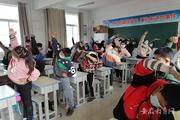 安徽五河县:四举措加强体育工作 促阳光体育运动深入开展