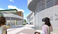 VR+建筑 --让建筑设计三维可视化