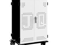 iPad 平板电脑充电柜 电子书包柜 笔记本集中管理充电箱 移动推车PAD-JQ75